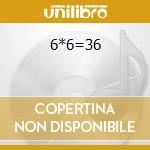 6*6=36 cd musicale di Costello Donnacha