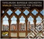 Vivaldi Antonio - Concertos For Strings - Concerti Per Archi cd musicale di Antonio Vivaldi