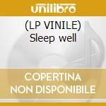 (LP VINILE) Sleep well lp vinile di President Electric
