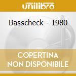 Basscheck! cd musicale