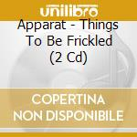 REMIXES AND PARTS TO BE FRICKELED cd musicale di APPARET