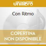 CON RITMO cd musicale di FRIEDMAN, BURNT