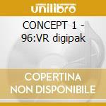 CONCEPT 1 - 96:VR digipak cd musicale di Richie Hawtin