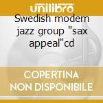 Swedish modern jazz group