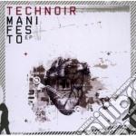 Technoir - Manifesto cd musicale di Technoir