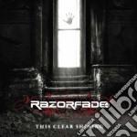 Razorfade - This Clear Shining cd musicale di RAZORFADE