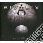 The twin moons cd musicale di Six Siva