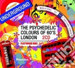 THE PSYCHEDELIC COLOURS OF '60's/2CD cd musicale di ARTISTI VARI