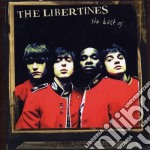 TIME FOR HEROES - THE BEST OF cd musicale di LIBERTINES
