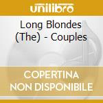 COUPLES cd musicale di LONG BLONDES