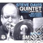 Steve Davis - Live At Smalls cd musicale di STEVE DAVIS QUINTET