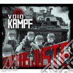 SEVERE MAIS JUSTE                         cd musicale di Kampf Void