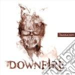 Downfire - Damnation cd musicale di Downfire
