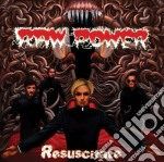 Resuscitate cd musicale di Power Raw