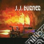J.J. Burner - Roll On cd musicale di Burner J.j.