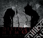 Temple of the black star cd musicale di Memory Distorted