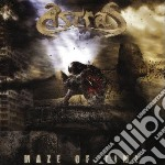 Astras - Maze Of Time cd musicale di Astras