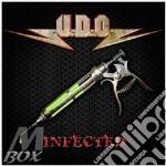 U.d.o. - Infected cd musicale di U.d.o.