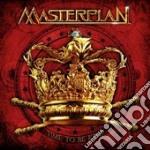 Masterplan - Time To Be King cd musicale di MASTERPLAN