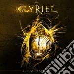 Lyriel - Leverage cd musicale di Lyriel
