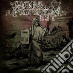 Mors Principium Est - And Death Said Live cd musicale di Mors principium est