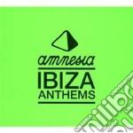 Amnesia ibiza anthems cd musicale di Artisti Vari