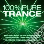 100% pure trance vol.1 cd musicale di Artisti Vari