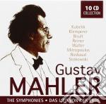The shymphonies cd musicale di Gustav Mahler