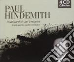 Avantgardist und frigeist cd musicale di Paul Hindemith