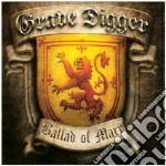 The ballad of mary cd musicale di Digger Grave