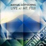 Live at mt.fuji cd musicale di Manuel Gottsching