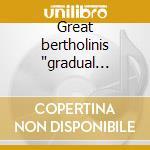 Great bertholinis