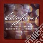 Complete blues,rock,soul private music c cd musicale di Etta James