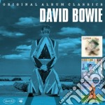 Original Album Classics (3cd) cd musicale di David Bowie