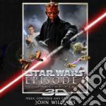John Williams - Star Wars - Episode 01 - The Panthom Menace 3D cd musicale di John Williams