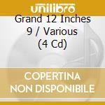 Grand 12-inches 9 cd musicale di Artisti Vari