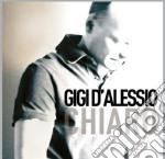 Gigi D'Alessio - Chiaro cd musicale di Gigi D'alessio