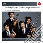 Beethoven:quartetti per archi (completi) cd musicale di Tokio string quartet