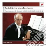Beethoven:concerti, sonate & variazioni cd musicale di Rudolf Serkin