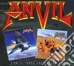 Speed of sound cd musicale di Anvil