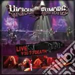 Vicious Rumors - Live You To Death cd musicale di Rumors Vicious