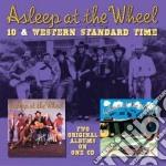 Asleep At The Wheel - 10 & Western Standard Time cd musicale di Asleep at the wheel