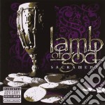 Lamb Of God - Sacrament cd musicale di LAMB OF GOD