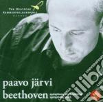 Paavo Jarvi - Beethoven Sinfonie N. 3 E 8 cd musicale di Paavo Jarvi