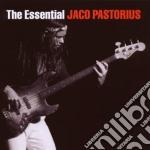 THE ESSENTIAL JACO PASTORIUS  (2 CD) cd musicale di Jaco Pastorious