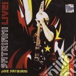 SATRIANI LIVE cd musicale di Joe Satriani