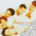 Take That - Everything Changes cd musicale di Take That