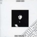SONGS FROM A ROOM + 2 BONUS TRACKS (REMAST. 2007) cd musicale di Leonard Cohen