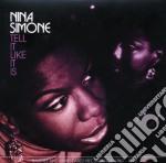 TELL IT LIKE IT IS cd musicale di Nina Simone