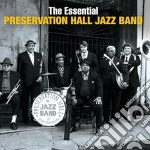 THE ESSENTIAL PRESERVATION HALL JAZZ BAND cd musicale di PRESERVATION HALL JA